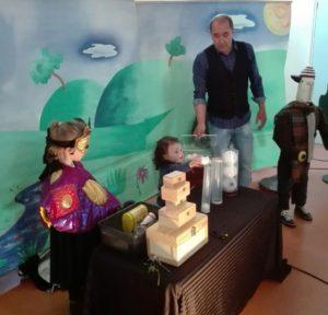 """""""Les 5 sens"""" avec Bruno Marec"""
