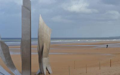 Classe découverte en Normandie