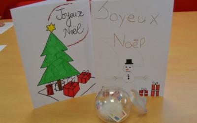 Cartes de Noël solidaires